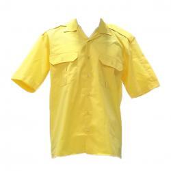 Sarı Güvenlik Gömlek