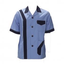 Mavi-Laciver Ceket